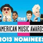 Candidatos a los American Music Awards 2013