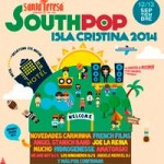 Avance South Pop Isla Cristina 2014