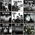 Nominados para entrar al Rock And Roll Hall Of Fame en 2016