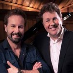 Michael Ball y Alfie Boe nº1 en discos en UK