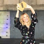 Kylie Minogue nº1 en UK con 'Step back in time'