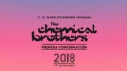 The Chemical Brothers al Low 2018