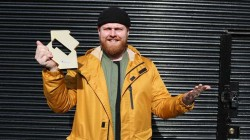 Tom Walker nº1 en discos en UK con 'What time to be alive'
