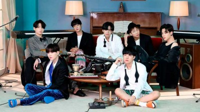 BTS nº1 en la Billboard 200 con 'Be'