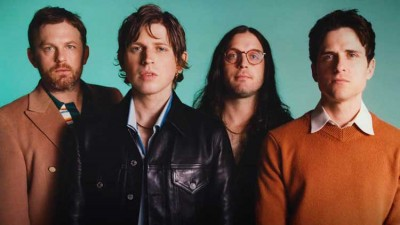 Kings of Leon nº1 en LaHiguera.net con '100,000 people'