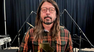 Foo Fighters nº1 en discos en Reino Unido con 'Medicine at midnight'